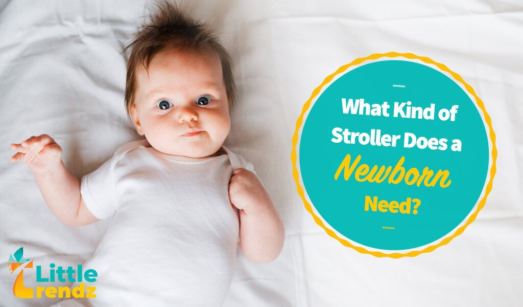 What Kind of Stroller Does a Newborn Need?
