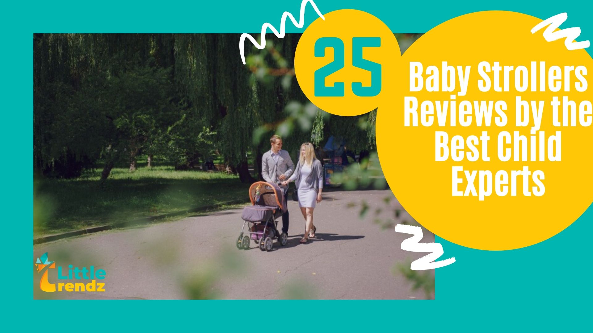 25 Baby Stroller Reviews by the Best Child Experts