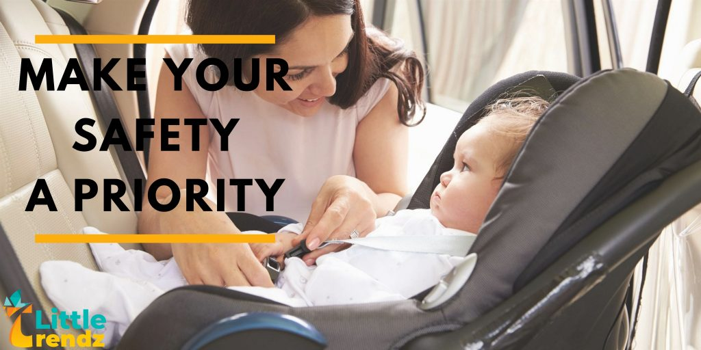 MAKE YOUR SAFETY A PRIORITY